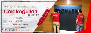 İstanbul Bölgesinde Ofis Taşımacılığı Yapan Şirketler
